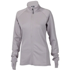 Surly Women's Merino Long Sleeve Jersey: Gray