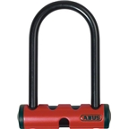 ABUS U-Mini U-Lock: Red