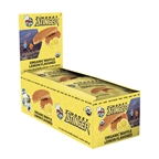 Honey Stinger Organic Stinger Waffle: Lemon; Box of 16