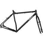 "Surly Ogre Frameset 20"" Black L"