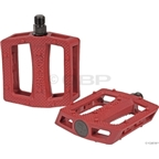 The Shadow Conspiracy Ravager Plastic Pedals Dark Red