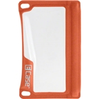 E-Case eSeries 9 Cell Phone Case: Orange; 4.5 x 7.3""