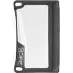 E-Case eSeries 9 Cell Phone Case: Gray; 4.5 x 7.3""