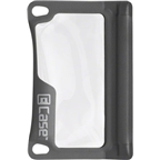 E-Case eSeries 8 Cell Phone/ Camera Case: Gray; 4 x 6""