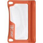 E-Case eSeries 8 Cell Phone/ Camera Case: Orange; 4 x 6""