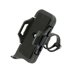 Minoura Smart Phone STD Handlebar Holder: Fits 22.2 - 28.6mm