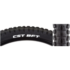 "CST Big Fat Tire 26 x 2.4"" Black Steel Bead"