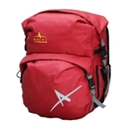 Arkel Dolphin 48 Touring Panniers - Red