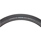 Schwalbe Big Apple Tire, 29x2.0 Wire Bead Black with Reflective Sidewall and KevlarGuard Protection