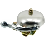 Ohgi Chinkan Side-ping Bell Fits 22.2 Handlebars - Silver
