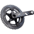 SRAM Force 22 Exogram GXP 172.5mm 50-34 Crankset; Bottom Bracket Not Included