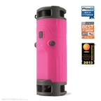 Scosche boomBottle Rugged Wireless Mobile Speaker Pink