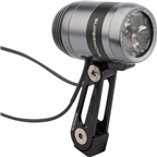 Supernova E3 Triple 2 Dynamo Headlight: Gray