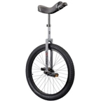 Sun Flat Top Extreme DX Unicycle - 20 Inch Gray