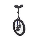 Sun Classic Unicycle - 20 Inch Matte Black