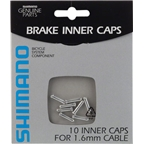 Shimano Brake Cable Tips Box of 10