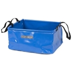 Ortlieb Folding Bowl - 10 Liters - Oceanblue