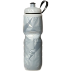 Polar Insulated Water Bottle 24 oz. White/Black
