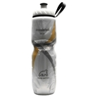 Polar Insulated Water Bottle 24 oz. White/Yellow