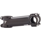 "Dimension Threadless Road Stem: 100mm; 83/97 Degree; Black; 1-1/8""; 26.0"
