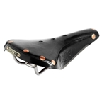 Brooks B17 Titanium Rail Saddle Black