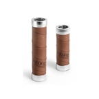 Brooks Slender Leather Grips 130mm and 100mm - Aged