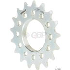 "Surly Track Cogs - 3/32"" - 18t Silver"