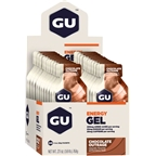 Gu Energy Gel - 24 Pack, Chocolate Outrage
