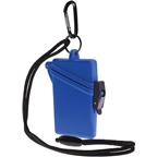 Witz Surf Safe ID Case: Blue