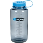 Nalgene Tritan Wide Mouth Bottle: 32oz; Gray