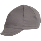 Pace Traditional Cycling Cap Brushed Twill Graphite