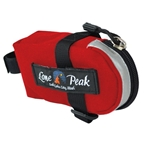 Lone Peak Micro Pouch Seat Bag Red