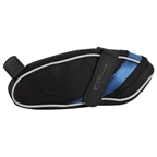 Serfas EV-3 Large Super Light Bag Black/Blue