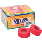 Tressostar Red Cloth Bar Tape Box of Ten