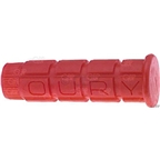Oury MTB Grips: Red