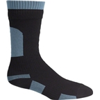 Seal Skinz Mid Weight Mid Length Sock Black