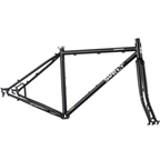 Surly Straggler Frameset Black