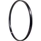 Velocity Dually Rim, 45mm 700c rim 32h Black