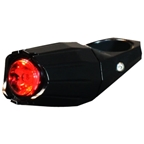 Fortified Bicycle Afterburner USB Taillight - 30 lumen