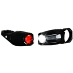 Fortified Bicycle Aviator + Afterburner Combo Pack - 150/30 lumens
