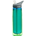 Camelbak eddy Insulated Water Bottle: 0.6 Liter; Jade