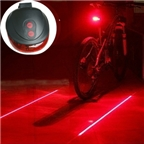Ds 5 LED Taillight with Laser Lane Lines