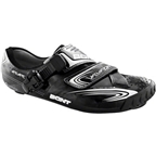 BONT Vaypor Cycling Road Shoe: Black