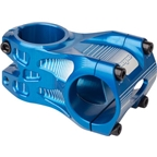 "Hope Freeride Stem, 50mm 0 Degree 1-1/8"" Threadless Blue"