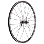 HED Wheels Ardennes + CL 700c Front Wheel Radial 24h Black
