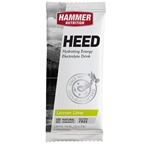Hammer HEED: Lemon Lime 12 Single Serving Packets