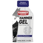 Hammer Gel: Montana Huckleberry 24 Single Serving Packets