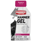 Hammer Gel: Raspberry 24 Single Serving Packets