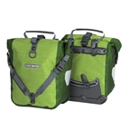 Ortlieb Sport-Roller Plus (pair) Lime-Moss (Formerly Front-Roller Plus)