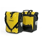 Ortlieb Sport-Roller Classic (pair) Yellow-Black (Formerly Front-Roller Classic)
